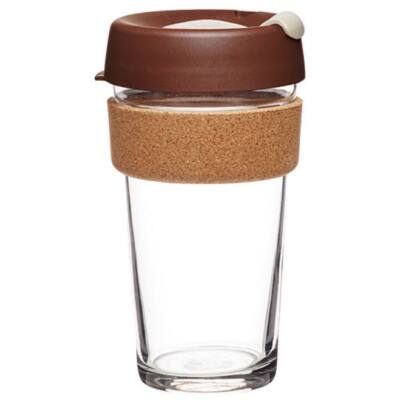 KeepCup caferange to go parafa/üveg pohár almond 360 ml