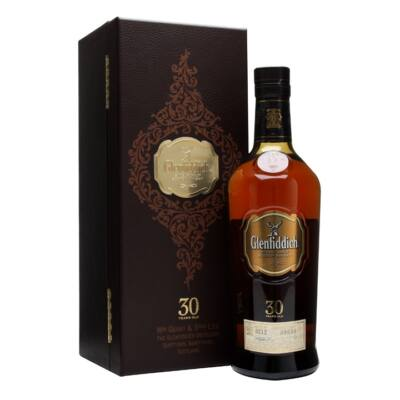 Glenfiddich 30 years whisky dd. 0,7L 43%