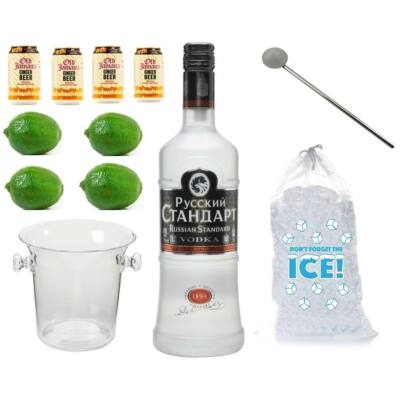 Russian standard original vodka csomag Home Kit