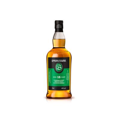 Springbank 15 years whisky 0,7L 46%