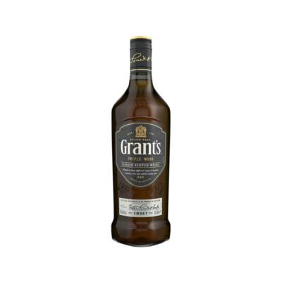 Grants Smoky whisky 0,7L 40%