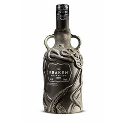 Kraken Black Spiced Ceramic  40% 0,7L